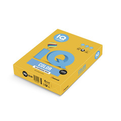 Бумага цветная для офисной техники IQ Color старое золото AG10 (A4, 80 г/кв.м, 100 листов)