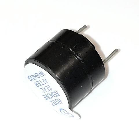 Активный пьезоизлучатель (зуммер) 12 мм