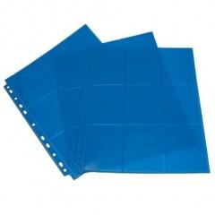 Лист для альбомов 3х3 Blackfire - Blue