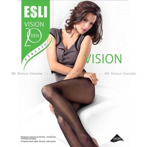 Колготки Vision 20 XL Esli
