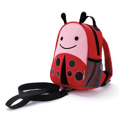 Рюкзак детский с поводком Skip Hop Zoo Божья коровка