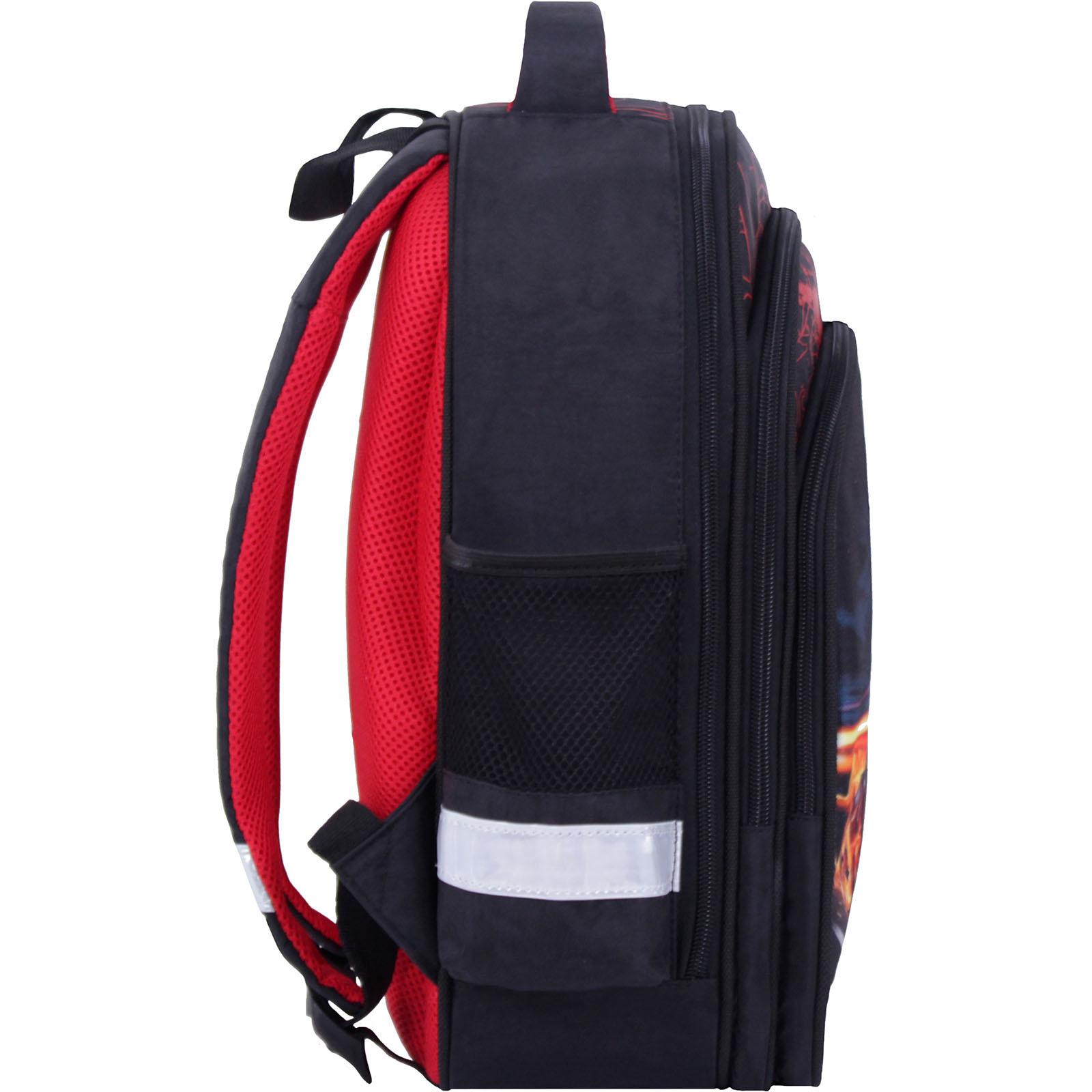 Рюкзак школьный Bagland Mouse черный 57м (0051370) фото 2