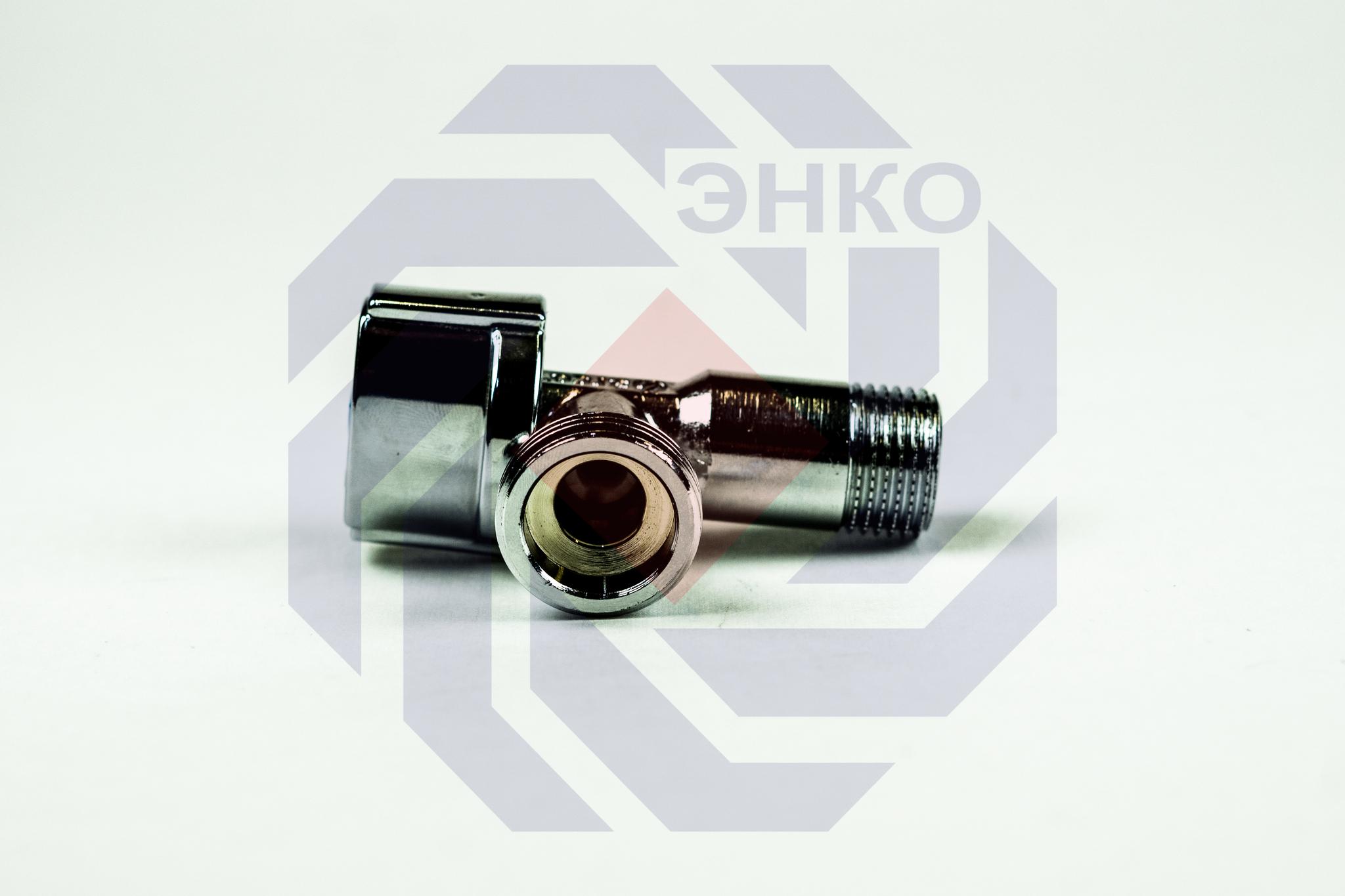 Кран для подключения стиральной машины угловой ARCO L-85 ½