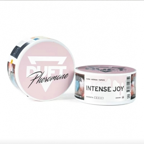 Табак Duft Intense Joy (Лайм Фейхоа тархун) 25г