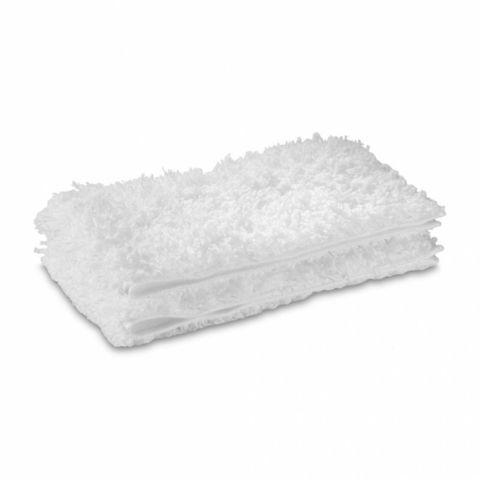 Комплект салфеток Karcher из микрофибры к насадке для пола Comfort Plus