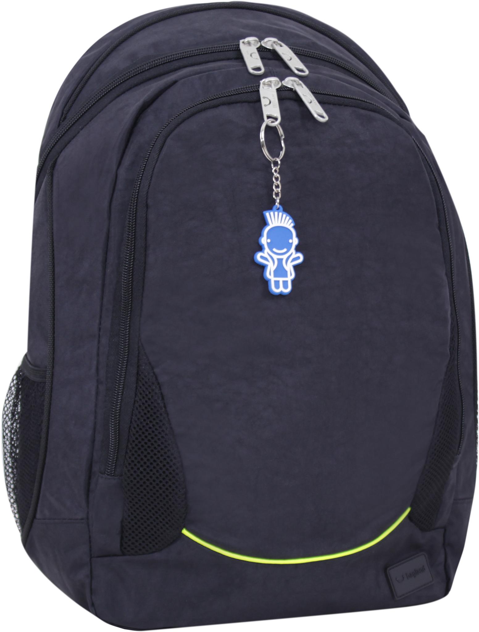 Средние рюкзаки Рюкзак Bagland Ураган 20 л. черный (0057470) IMG_8847.JPG