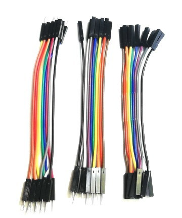 Набор шлейфов 3 типов по 10 проводов