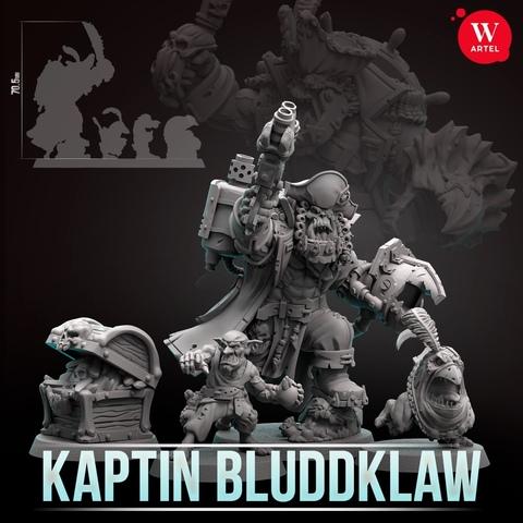 Kaptin Bluddklaw