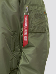Бомбер Alpha Industries MA-1 Sage Green (Зеленый)