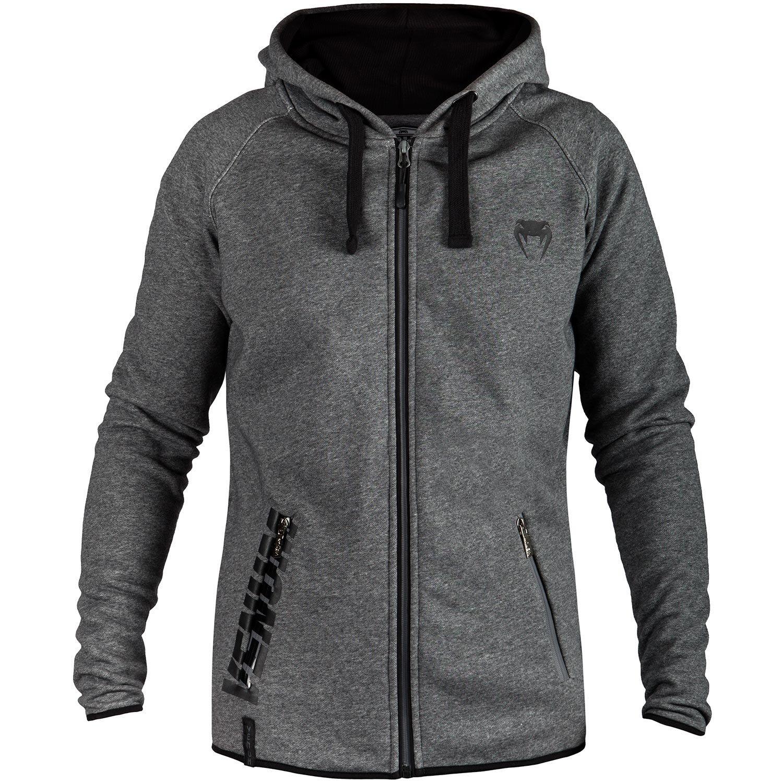 Толстовки/Олимпийки Толстовка Venum Contender 2.0 Hoody - Grey/Black 1.jpg