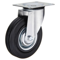 Колесо для тележки SC 200 поворотное 200 мм