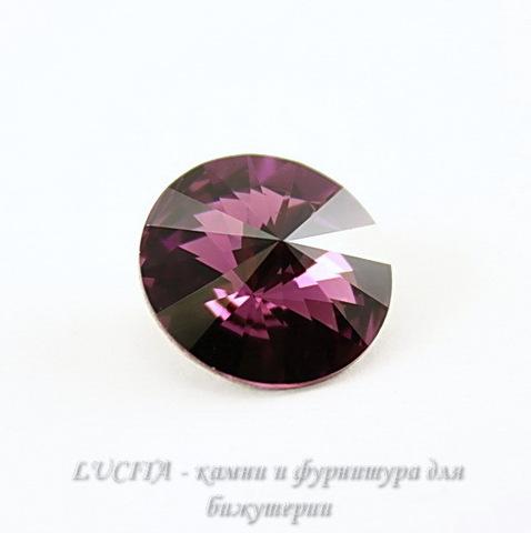1122 Rivoli Ювелирные стразы Сваровски Amethyst (12 мм) ()