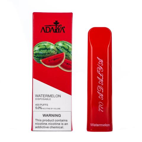 Одноразовая электронная сигарета Adalya Watermelon 5% 400 затяжек