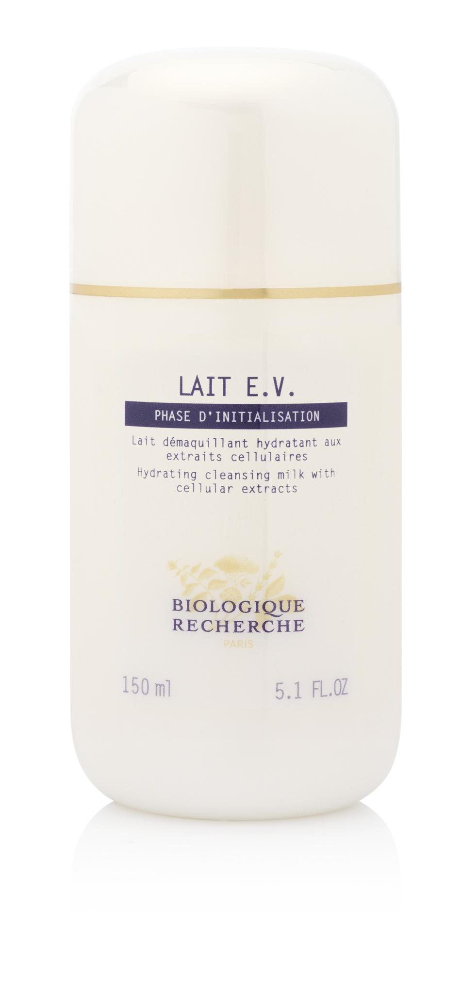 Молочко очищающее для зрелой кожи BIOLOGIQUE RECHERCHE Lait EV 150 мл