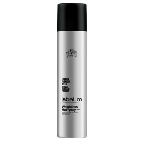 LABEL. M Complete: Суперлегкий лак для волос (Weightless Hairspray)