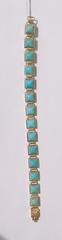 57750001 (серебряный браслет  с позолотой)