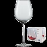 Набор бокалов для воды/красного вина 613 мл Diva, артикул 104 096-6, производитель - Schott Zwiesel