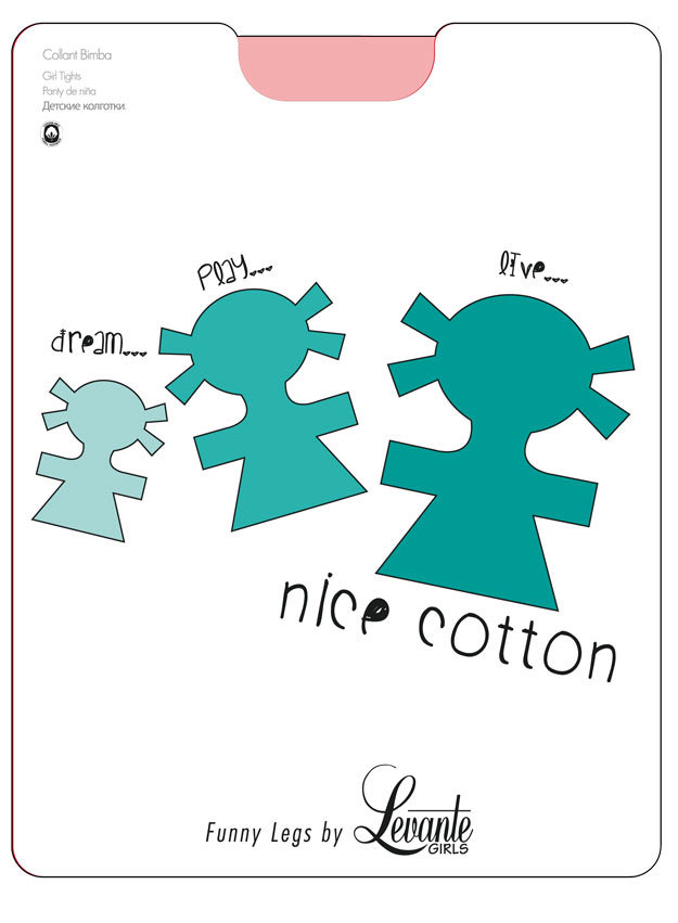 Колготки детские Levante Nice Cotton