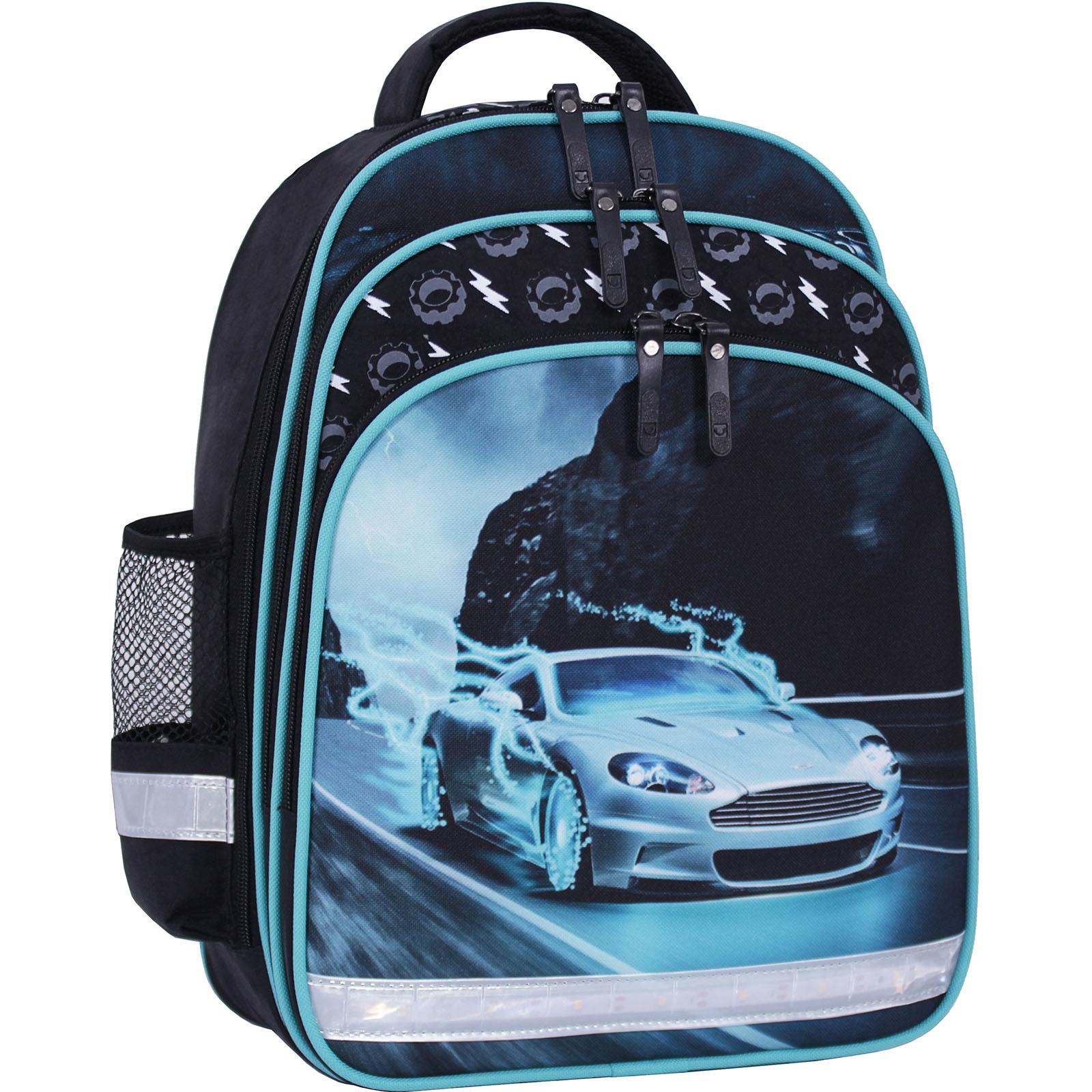 Детские рюкзаки Рюкзак школьный Bagland Mouse черный 558 (0051370) IMG_9648_суб.558_.JPG