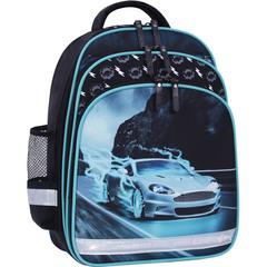 Рюкзак школьный Bagland Mouse черный 558 (0051370)