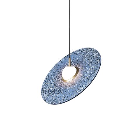 Подвесной светильник копия О2 by Bentu Design (синий)