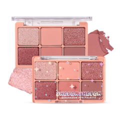 Палетка теней CORINGCO Shabam Eyeshadow Aurora Night 9g