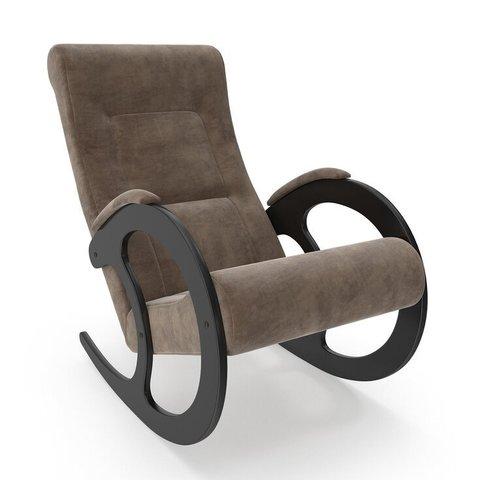 Кресло-качалка Комфорт Модель 3 венге/Verona Brown