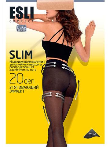 Колготки Slim 20 XL Esli