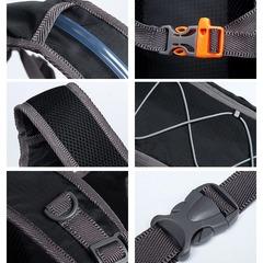Рюкзак велосипедный с гидромешком, водонепроницаемый, объем 8 л.