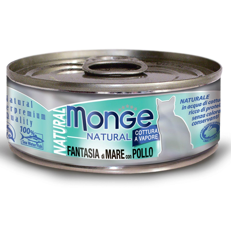 Monge Консервы для кошек Monge Cat Natural морепродукты с курицей 70007269_1.jpeg