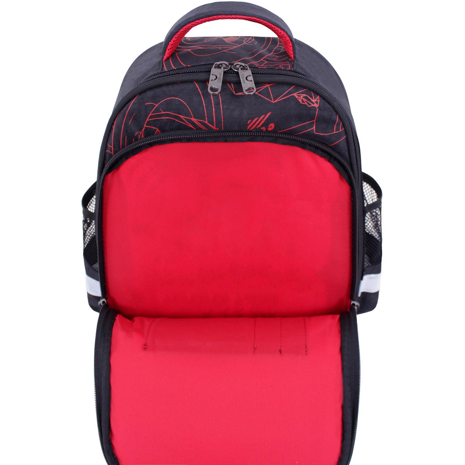 Рюкзак школьный Bagland Mouse черный 57м (0051370) фото 4