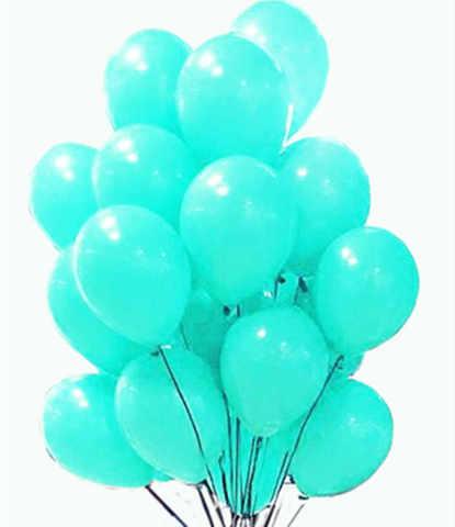 Воздушные шары с гелием тиффани