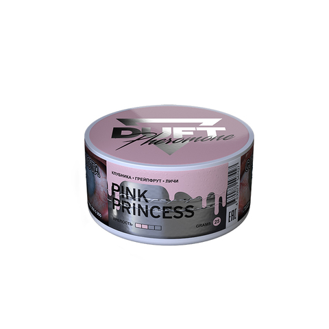 Табак Duft Pink Princess (Клубника Грейпфрут Личи) 25г