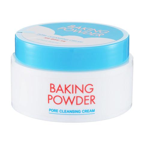 Etude House Baking Powder Pore Cleansing Cream очищающий крем с содой