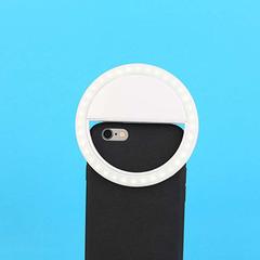 Светодиодное кольцо для телефона, круглая лампа для визажистов