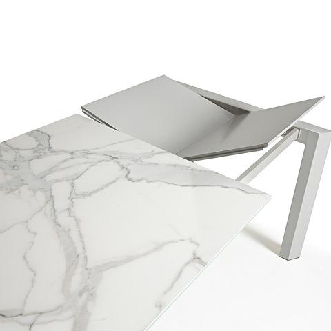 Обеденный стол Atta серый