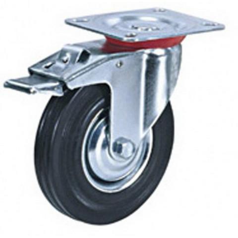 Колесо для тележки SCb 160 поворотное 160 мм