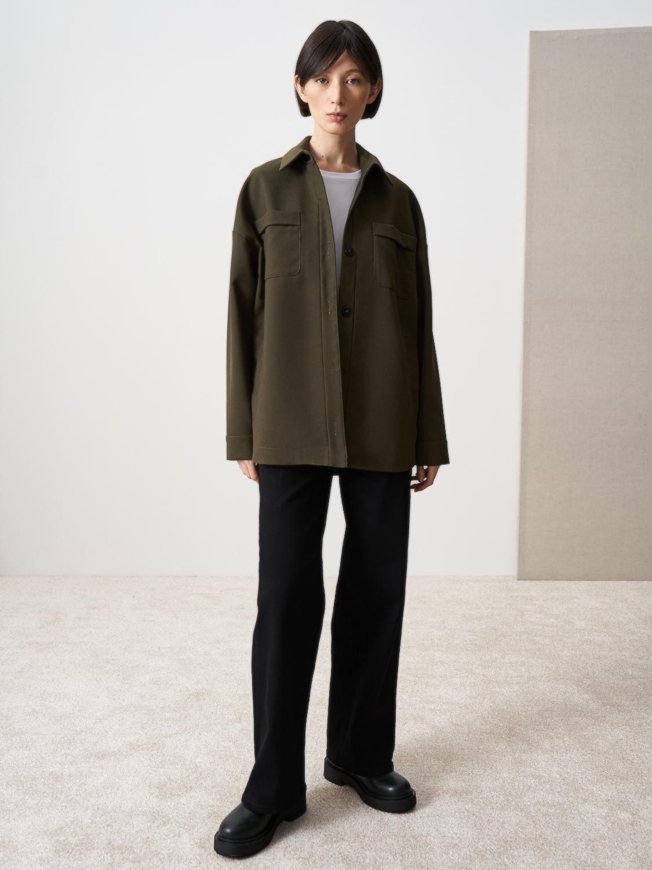 Куртка-рубашка Роттердам