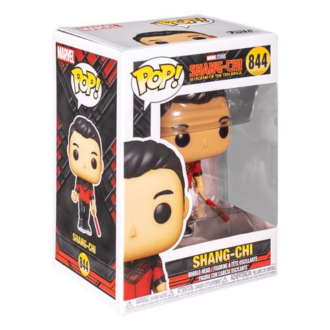 Фигурка Funko POP! Bobble Marvel Shang-Chi Shang-Chi 52875 (55183)
