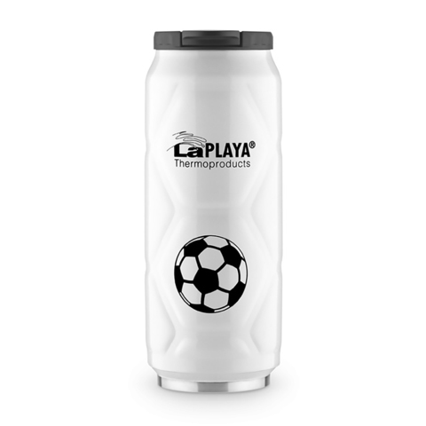 Термокружка LaPlaya Football Can (0,5 литра), белая
