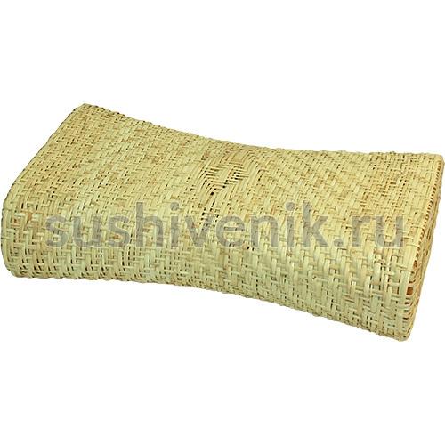 Подголовник плетеный из ротанга большой
