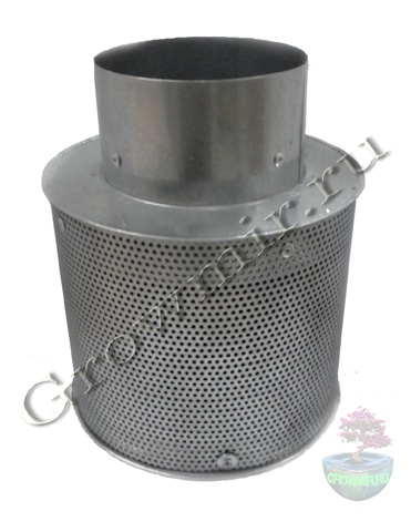 Высокоэффективный угольный фильтр Clean smell 100 mini до 200 м³/ч.