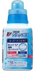 Средство для стирки, Lion, TOP Super NANOX, концентрат, 450 мл