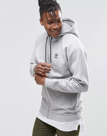 Джемпер мужской adidas ORIGINALS SP LXE HOODY