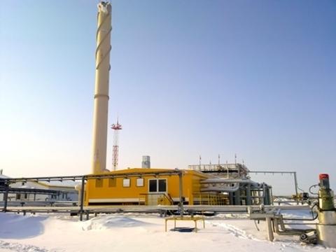ПМООС Строительство блочной газовой котельной