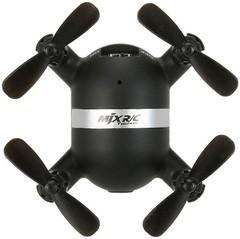 Радиоуправляемый мини-квадрокоптер MJX X919H Black с камерой, автовзлетом, барометром