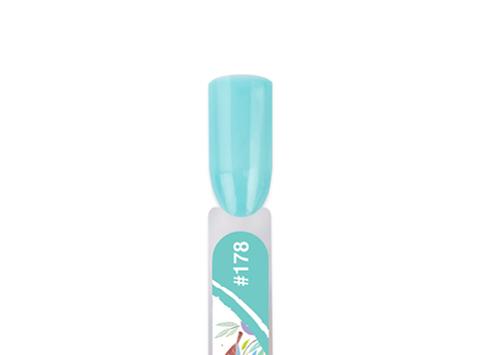 BF178-4 Гель-лак для покрытия ногтей. Flourish #178 Ручеек