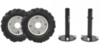 Комплект колес ELITECH 0401.002900