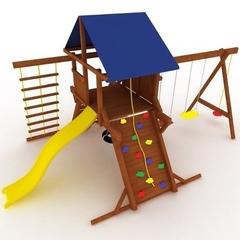 Детская площадка «Солнышко 8-1.80м»