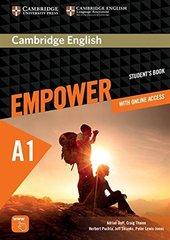 Cambridge English Empower Starter Student's Boo...